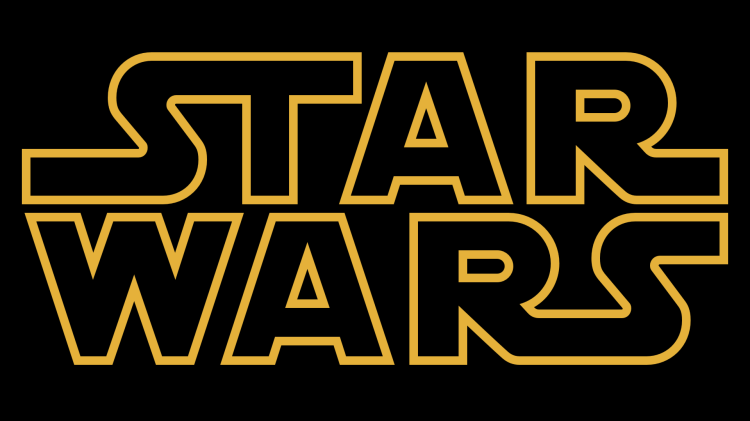 Star Wars logo.