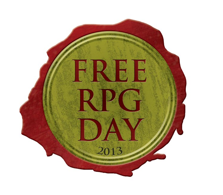 Free RPG Day 2013 logo
